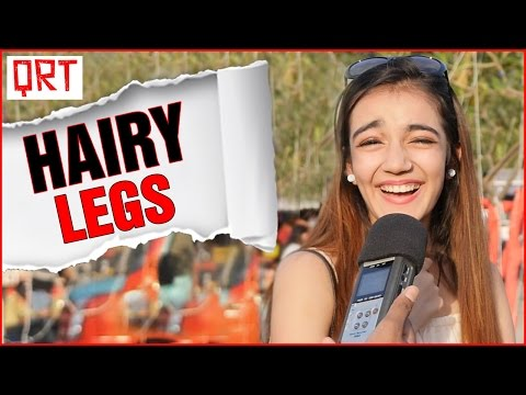 Why do GIRLS Love Boys with Clean Shaven Legs ? (Adult Comedy)   Delhi Girls Open Talk   QRT