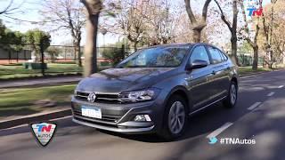 Volkswagen Virtus 1.6 AT - Minitest - Matías Antico - TN Autos