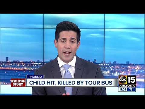 Xxx Mp4 Young Girl Hit And Killed By Tour Bus In Phoenix 3gp Sex