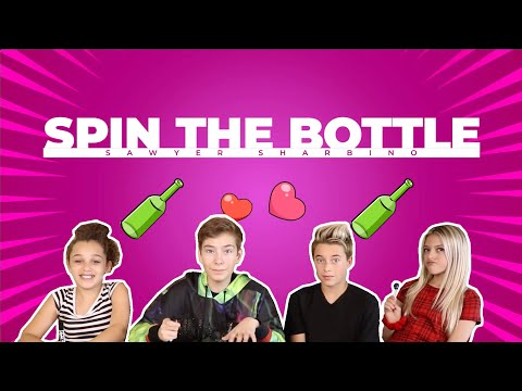 Spin the Bottle Will it Land on My CRUSH Sawyer Sharbino Gavin Magnus Corinne Joy Coco Quinn