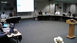Regular Meeting of the Board of Martinez USD - May 8, 2017