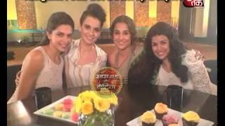 Bollywood News: SHOCKING! Cold War Between Deepika & Kangana