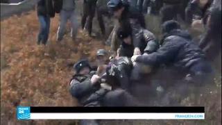 احتجاجات في روسيا ضد الفساد