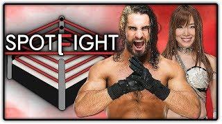 Seth Rollins vor Heel-Turn? Kairi Sane Fan-Skandal! (Wrestling News Deutschland)