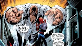 Ultimate Spider-Man: Learning Curve | Part 5 - Battle Royal | Issue #12 / Motion Comic