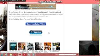 To download tom clancy ghost recon advanced war fighter 2 free download 2
