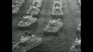 Original King Tiger Footage 1944 45