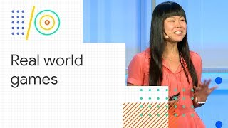 Build real world games with Google Maps (Google I/O '18)