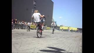 Oldtimerbazar Sosnowiec - MTB Stunt