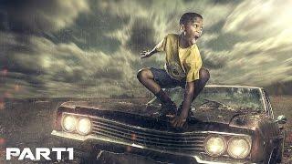 Photoshop Manipulation Tutorial Boy on Car Part1