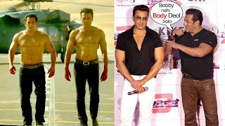 Salman Khan BEST Reply On Bobby Deol
