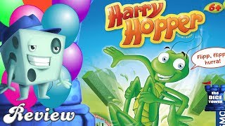 Harry Hopper Review - with Tom Vasel