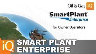 SmartPlant Enterprise For Owner Operators By Intergraph