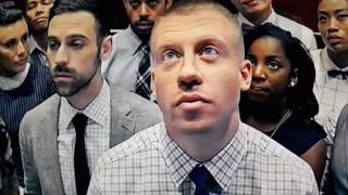The Tonight Show 2016 Macklemore and Ryan Lewis Dance off