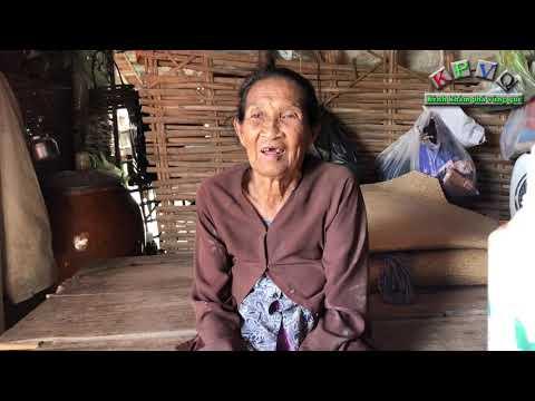 Cụ bà 79 tuổi sống một mình giữa cánh đồng ốm đau bệnh tật không ai hay