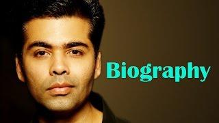 Karan Johar  - Biography
