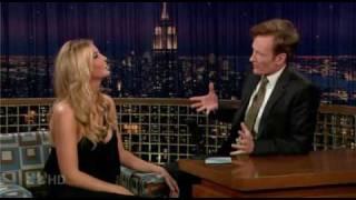 Ivanka Trump Conan 3 16 07