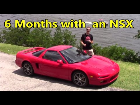 I Bought the Cheapest NSX in the USA 6 month Ownership Report