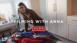 TMI PREGNANCY CHAT & FILMING WITH ANNA | Lily Pebbles