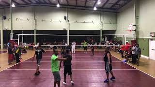 final game @ Nashville volleyball tournament 2017