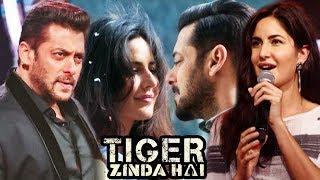 Salman Khan REJECTS KI$$ING Katrina Kaif, Salman Becomes BHAI Of Katrina On Tiger Zinda Hai Set