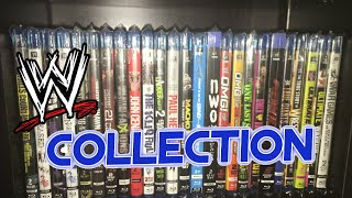 COMPLETE WWE BLU RAY DVD COLLECTION 2016