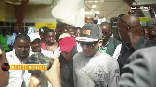 Indundi Tv #BIG FIZZO YAKIRWA KUKIBUGA C'INDEGE CA BUJUMBURA