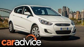 2016 Hyundai Accent Active review - quick walkaround | CarAdvice