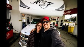 What Did My MOM Think When I SOLD My House And MOVED Into My RV( TRUCK CAMPER) ??