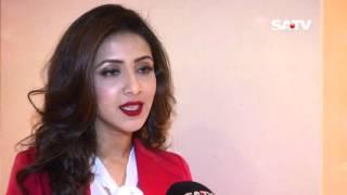 Bidya Sinha Saha Mim in Ranger Mela SATV