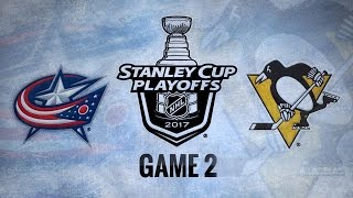 Fleury, Crosby lead Penguins to 4-1 win in Game 2