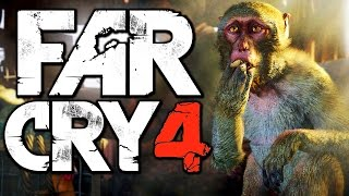 Far Cry 4 Funny Moments Finale (Hunting Ellen the Rare Elephant)