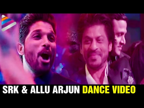Xxx Mp4 Shah Rukh Khan And Allu Arjun Dance Video T Subbarami Reddy Grand Son Keshav Sangeet SRK 3gp Sex