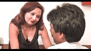 Working lady compromise with boss for promotion# boss romance with young lady# hindi short film