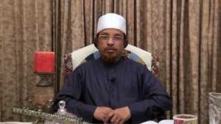 Mufti Kazi Ibrahim on preparing for Ramadan www IslamicResearchAcademy