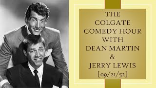 The Colgate Comedy Hour:  September 21 1952