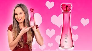 Resenha Perfume Kriska Shock Lançamento Natura