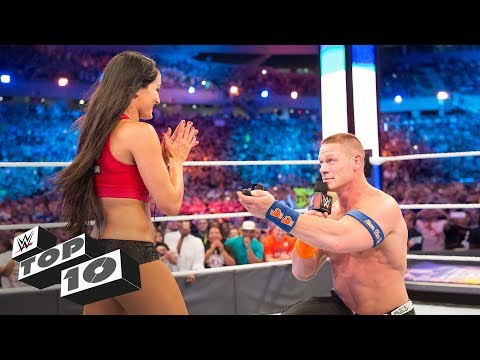 Stunning in ring proposals WWE Top 10 Nov. 27 2017