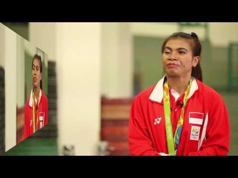 Wawancara Eksklusif Sri Wahyuni, Peraih Medali Perak Olimpiade Rio 2016 (2)