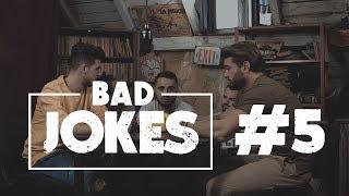 BAD JOKES 5 #NoapteaTârziu   Cuza & Quick VS Dorian Popa & Jimmy Dub