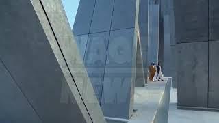 PM Imran Khan laid a wreath at the memorial at Martyr Square Abu Dhabi UAE