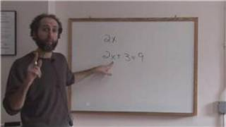 Math & English Education : How to Learn Algebra