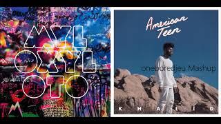 Broken Paradise - Coldplay vs. Khalid (Mashup)