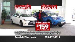 Toyota of Pharr - Annual Clearance Event 2016