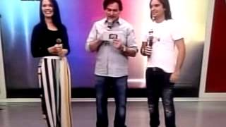 Forró Pegado na #TvDiario 09/06/2013 Programa João Inacio Show @EmmanuellCosta