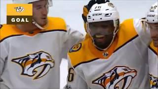 Anaheim Ducks VS Nashville Predators. Game Recap