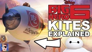 Big Hero 6 Kites Explained