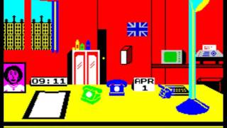Yes, Prime Minister (ZX Spectrum)