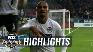 Eintracht Frankfurt vs. RB Leipzig | 2017-18 Bundesliga Highlights