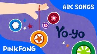 Y | Yo-yo | ABC Alphabet Songs | Phonics | PINKFONG Songs for Children
